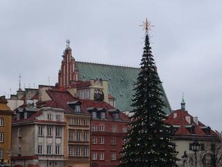 Warsaw in December 2019