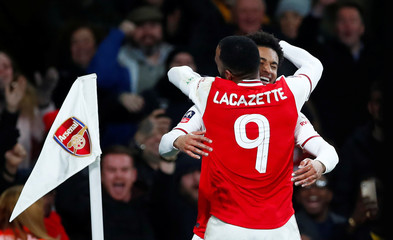 FA Cup - Third Round - Arsenal v Leeds United