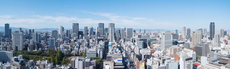 大阪の街並み Fototapete