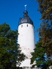 Altenburg / Germany: Hausmann tower