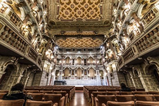 Teatro Bibbiena, Mantova, Italy