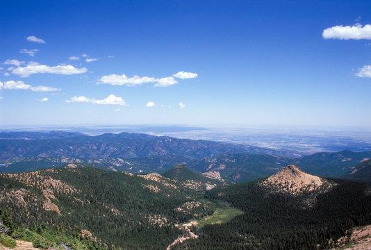 South Bald Mountain, Pikes Peak, Colorado