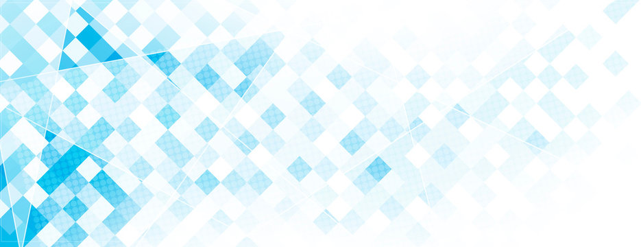 blue Abstract background illustration