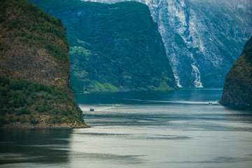 Wall Mural - Famous Norwegian Fjords