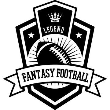 Fantasy football legend Superbowl Football Sayings