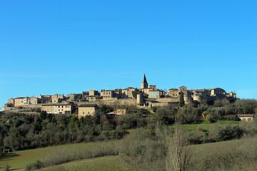 Tarn et Garonne, village de Puycelsi