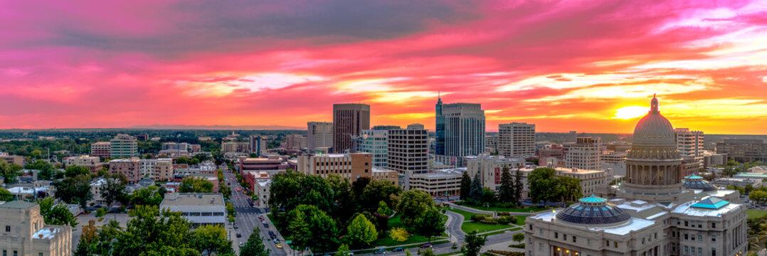 Boise Idaho - Capital of the Gem State