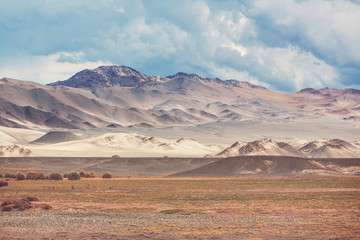 Photo sur Aluminium Pays d Europe Northern Argentina