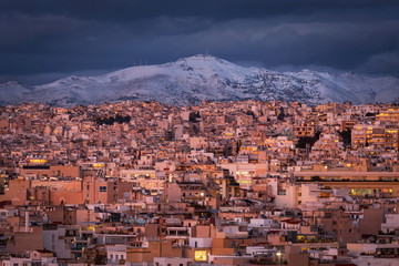 Photo sur Aluminium Europe Méditérranéenne Athens.
