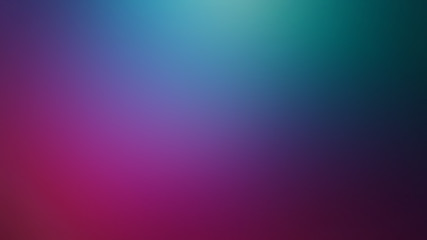 Teal, Pink and Dark Blue Defocused Blurred Motion Gradient Abstract Background Texture, Widescreen