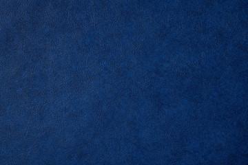 Fotobehang Vlinders in Grunge 青いレザー調の紙の背景テクスチャー