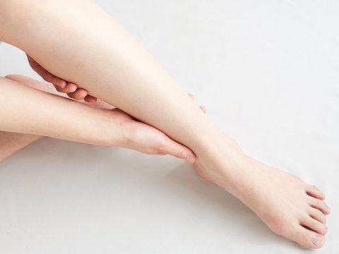 足のむくみイメージ
