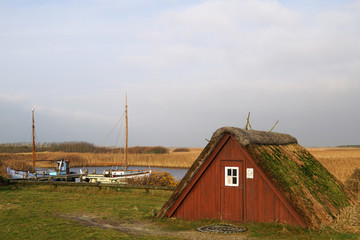 Fischerhaus am Ringköbing Fjord
