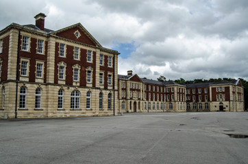 Wing of New College, Royal Military Academy, Sandhurst