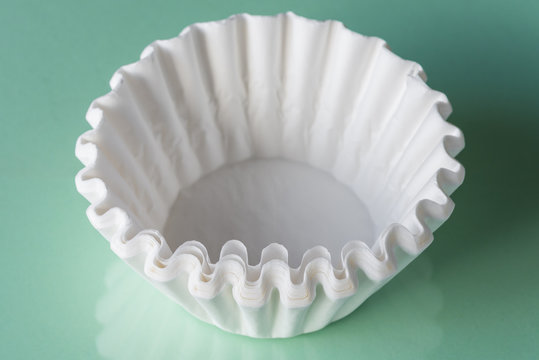 A Stack of Coffee Filters