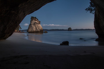 Photo sur Plexiglas Cathedral Cove Cathedral Cove Coromandel Neuseeland