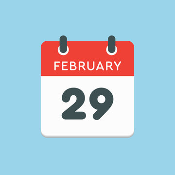 Calendar day 29 February, leap or intercalary year