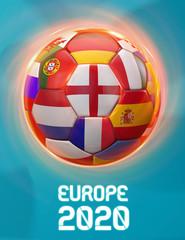 England Europe Football 2020 Teams
