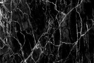 Black marble pattern texture