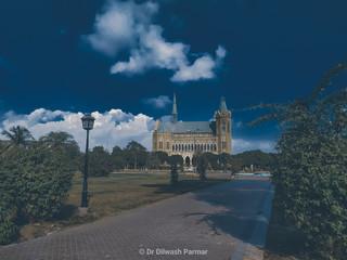 Frere Hall, Karachi Pakistan Fototapete