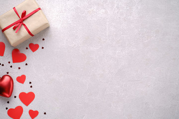 Valentine's, Mother's or Women's Day holidays preparations. presents, celebration concept....
