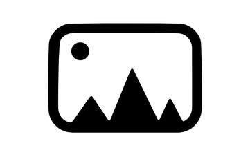 Image Icon Vektor Grafik Design