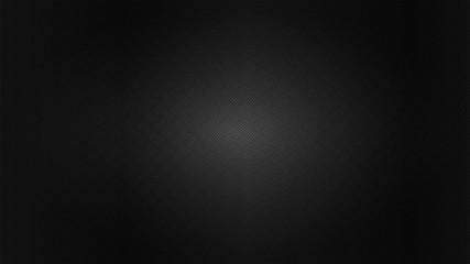 Black background texture. Corrugated metal.