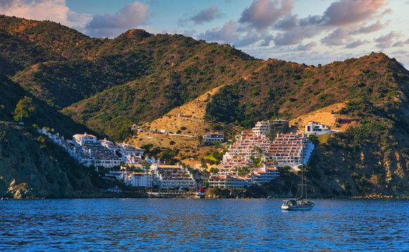Residential Development near Avalon on Catalina Island