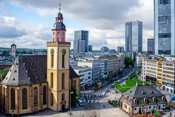 Skyscrapers of Frankfurt am Main