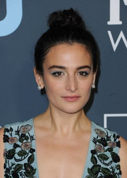 Jenny Slate at arrivals for The 25th Annual Critics' Choice Awards - Part 2