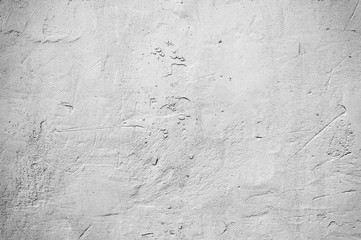 gray wall grunge texture or background