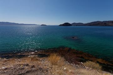 Zatoka Kalifornijska za dnia