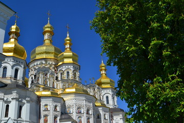 Foto op Aluminium Kiev church