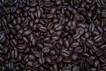 In de dag Koffiebonen Cafe I