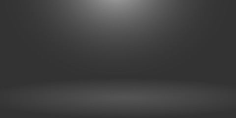 dark gradient blurred empty room studio light  abstract background