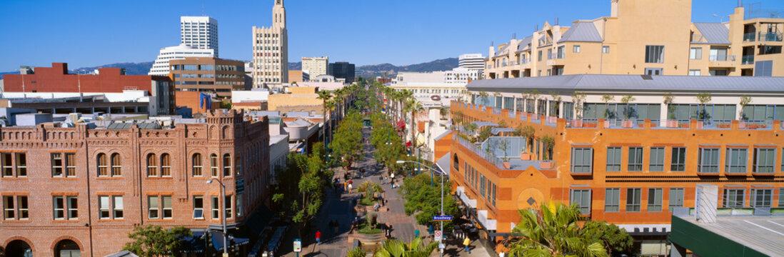 Third Street Promenade, Santa Monica, California
