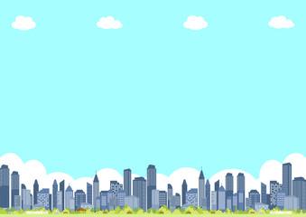 都市 公園 風景
