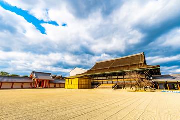 日本 京都観光 京都御所
