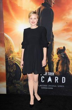 Alison Pill at arrivals for STAR TREK: PICARD Series Premiere on CBS All Access