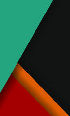 Vector abstract colorful background illustration design, best for mobile application, template, wallpaper, banner, poster, invitation card cover and other.