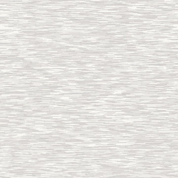 White marl heather dense rough stripe vector texture background. Broken t shirt woven line on ecru beige seamless pattern. Light variegated striped interior home decor swatch. Space dye all over print