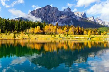 Canadian Banff Park