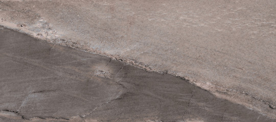 Aluminium Prints Dark grey Rough Stucco Wall Marble Background, Brown Cement Marble, Rustic Texture Background, It Can Be Used For Interior-Exterior Home Decoration And Ceramic Tile Surface.