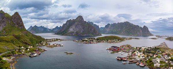 Reine Overlook, Norway