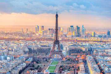 Acrylic Prints Eiffel Tower Paris, France.