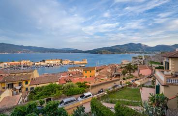 Portoferraio, Elba island, Italy