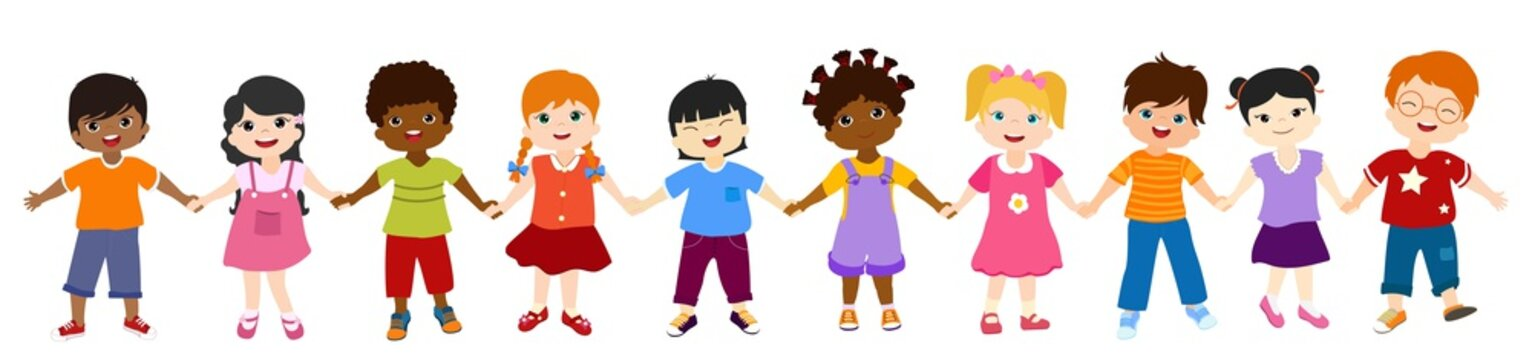 1,515 BEST Multicultural Children Holding Hands IMAGES, STOCK PHOTOS &  VECTORS   Adobe Stock