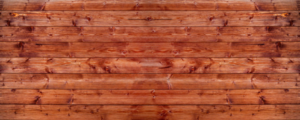 Photo sur Aluminium Texture de bois de chauffage Shabby wooden boards. Old background. Abstract texture. Panorama, large size, banner
