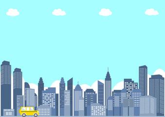 都市風景 ドライブ