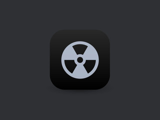 Radiation -  App Icon